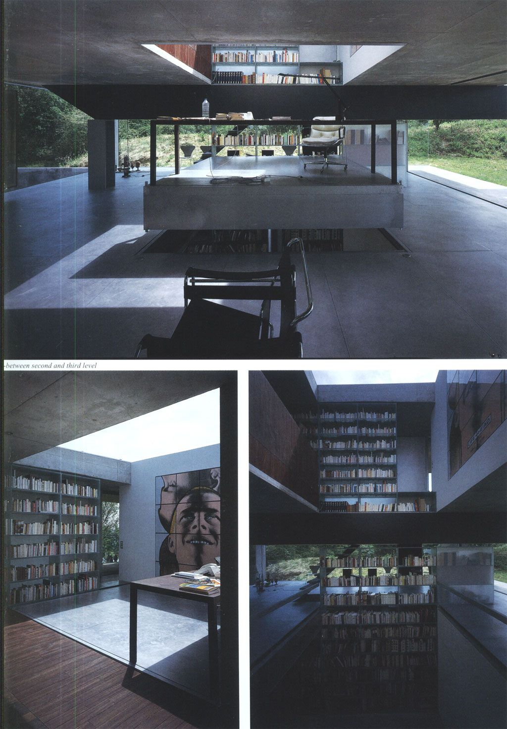 Fabulous Oma Rem Koolhaas Villa In Bordeaux Architecture And Download Free Architecture Designs Rallybritishbridgeorg