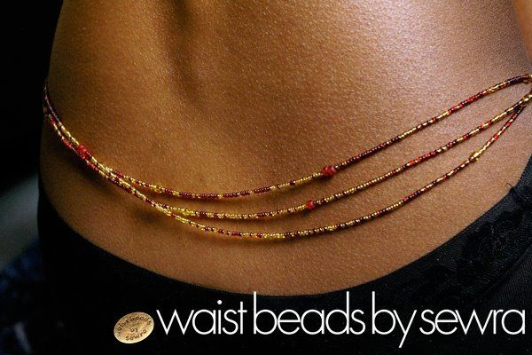 Waist Beads By Sewra Pieces I Love Waist Jewelry