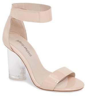 fab50da09a0 Jeffrey Campbell Alessa Clear Heel Sandal | Heels | Clear heels ...