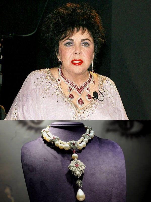 Elizabeth Taylor Jewelry Auction : elizabeth, taylor, jewelry, auction, Pictures, Elizabeth, Taylor, Jewelry, Collection, Google, Search, Jewelry,, Taylor,, Hollywood
