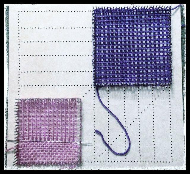 Weave-it Style on WeavingBoard by beadtailor, via Flickr | Crafts ...