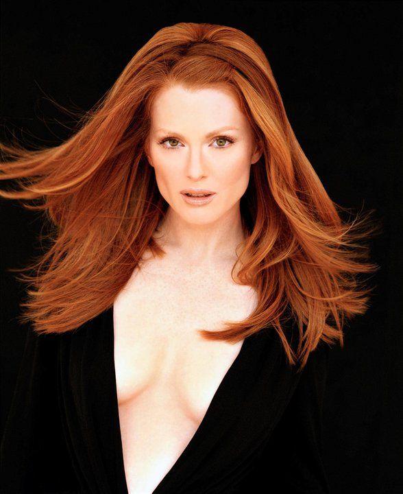 Red/Ginger Hair (Julianne)