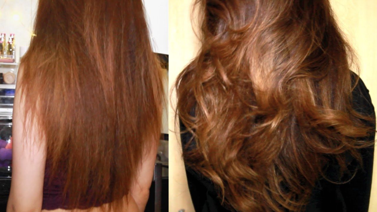 How To Cut Your Hair In Layers Without Losing Length Cutting Curly Hair While Straight Is Not Always Not A First Choice