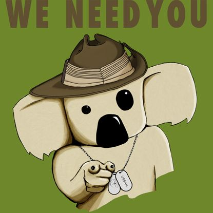 Join The Koala Army And Help Save The Koala About The Army