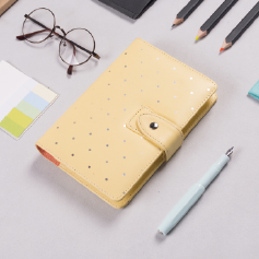 Macaron spiral notebooks stationery, Multi function cute wave point travel journal Candy personal agenda planner organizer A5 A6-in Notebooks from Office & School Supplies on Aliexpress.com | Alibaba Group