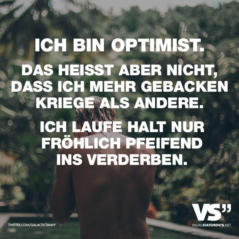 Optimist täglich