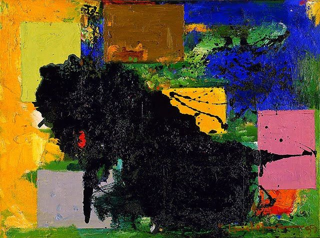 Hans Hofmann: Expresionismo Abstracto