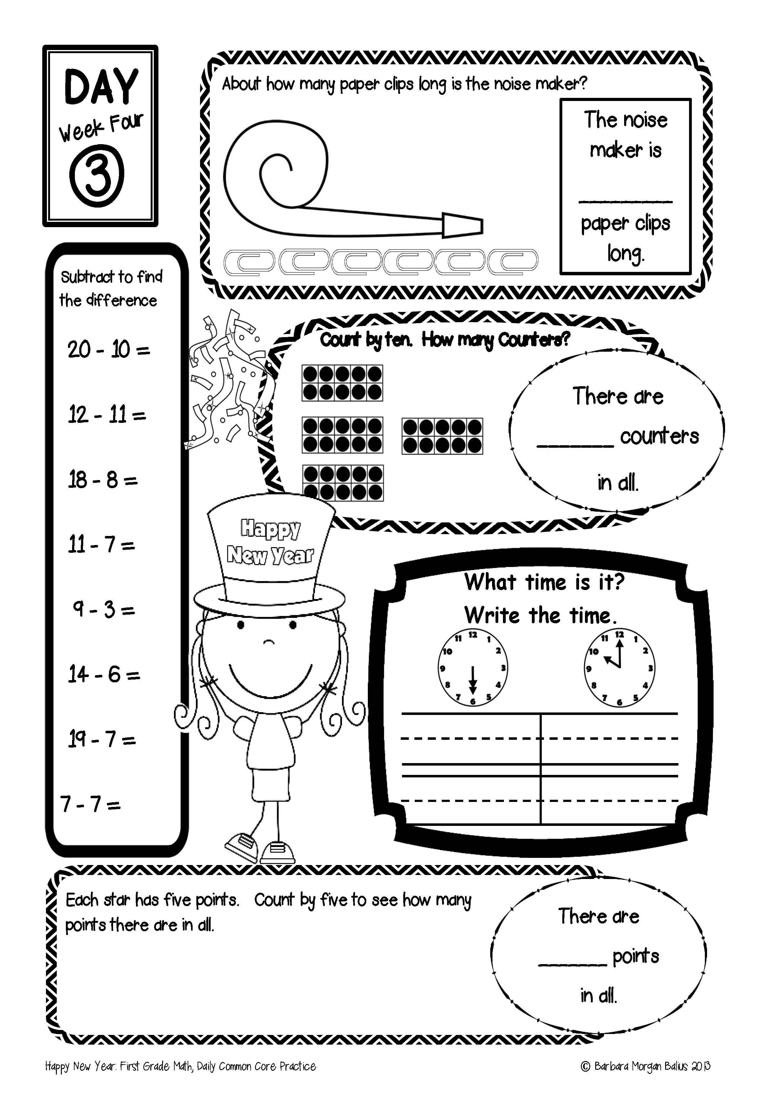 16 Free Printable Main Idea Worksheets For 2nd Grade In