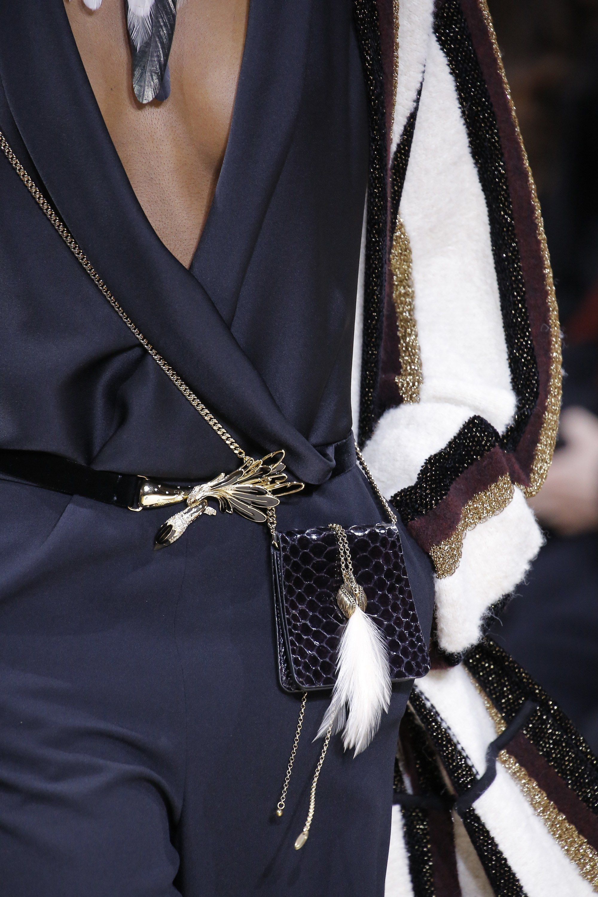 See detail photos for Lanvin Fall 2017 Ready-to-Wear collection.