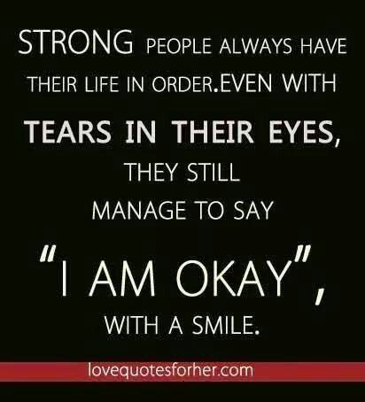 Devotional Quotes I Am Ok  Kenra  Pinterest  Devotional Quotes Beautiful Words And .
