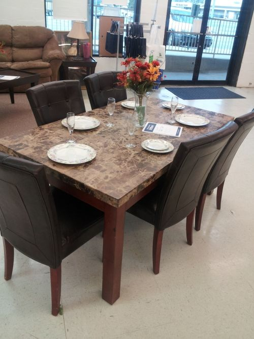 Habitat Restore Mcalpin Square 1900 Evictory Drive 9122340403 Best Restoring Dining Room Table Review
