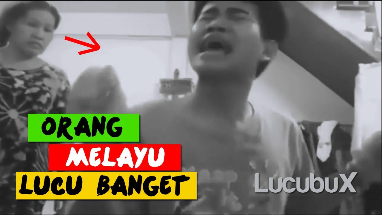 Emak Nya Heran Sama Muka Anak Nya Video Lucu Orang Melayu