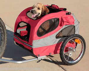 Http Www Dogscaregoods Com Trailers For Dogs Dog Sbicycle