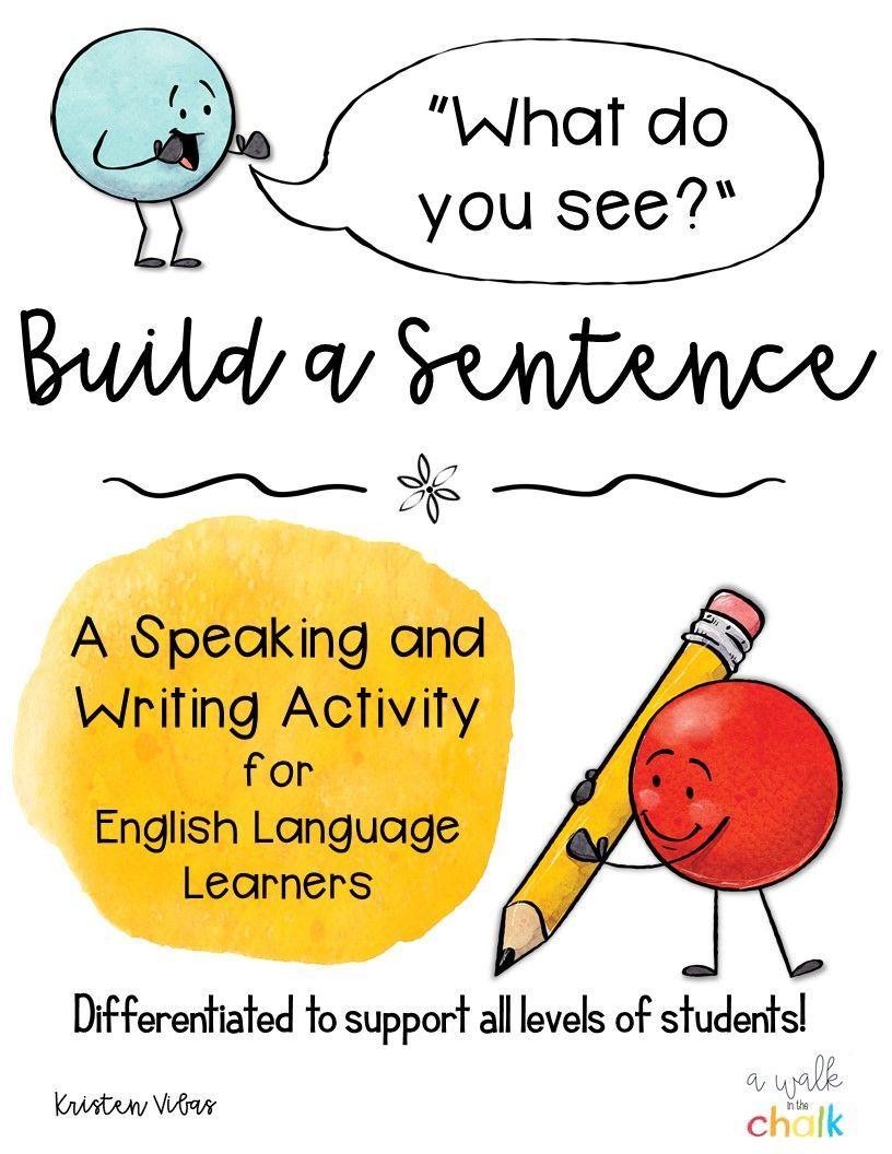 Build A Sentence