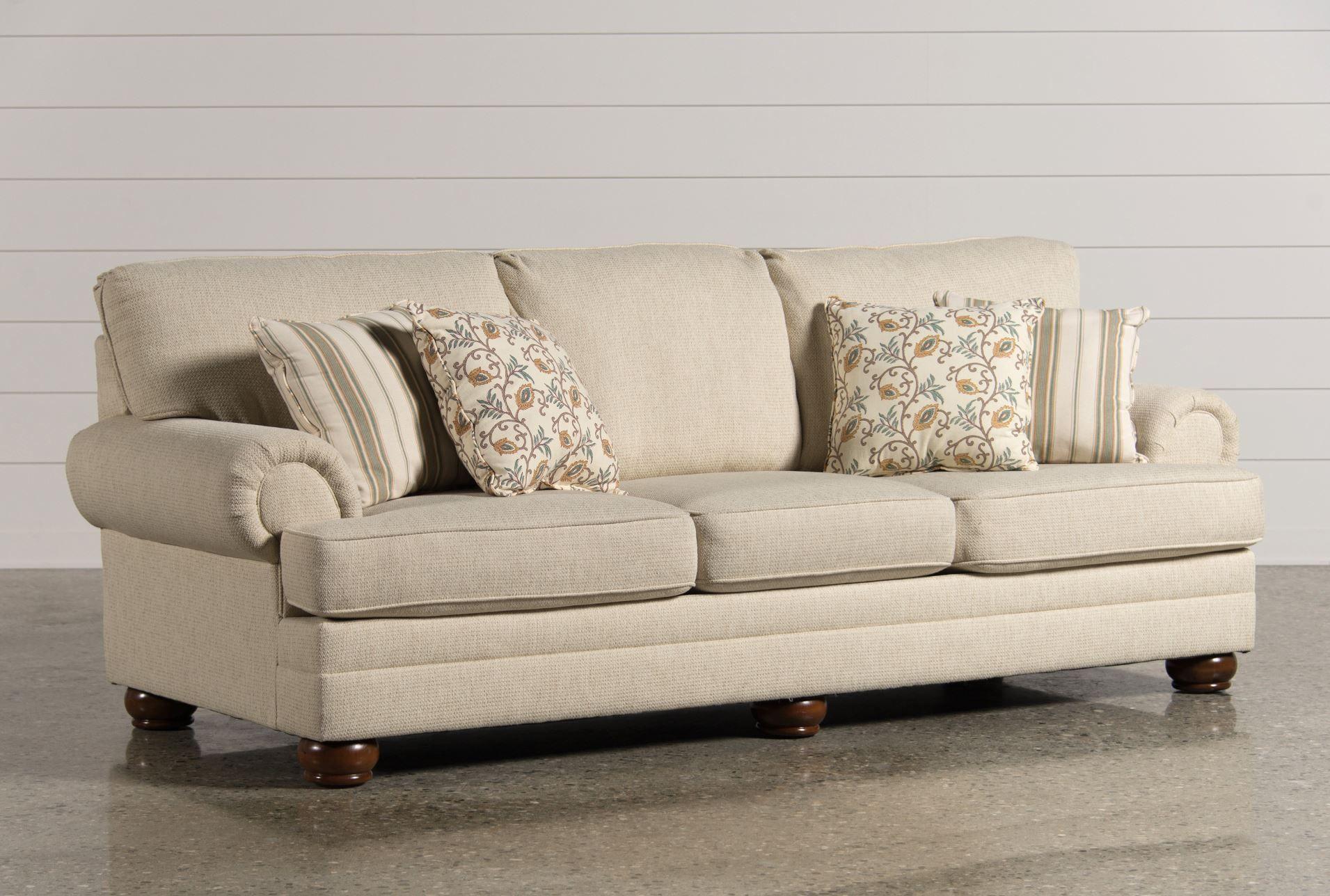 Beau Danielle Sofa. New Living RoomLiving SpacesFabric ...