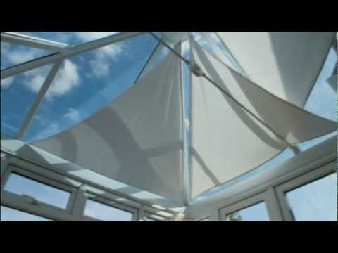 How To Make Your Own Conservatory Roof Blinds Conservatory Roof Conservatory Roof Blinds Roof Lantern