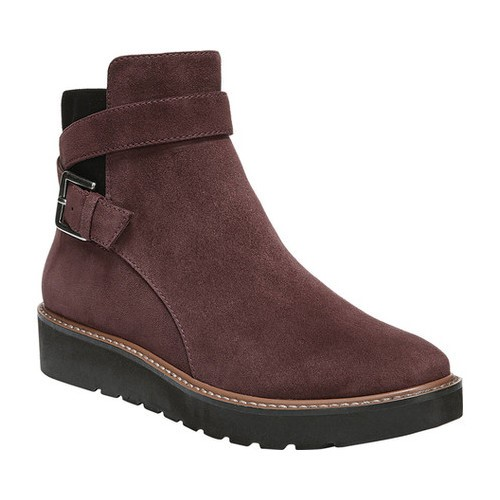 6f2d047b25c5 Naturalizer Women39s Aster Boot Size 12 Bordo Suede in 2018