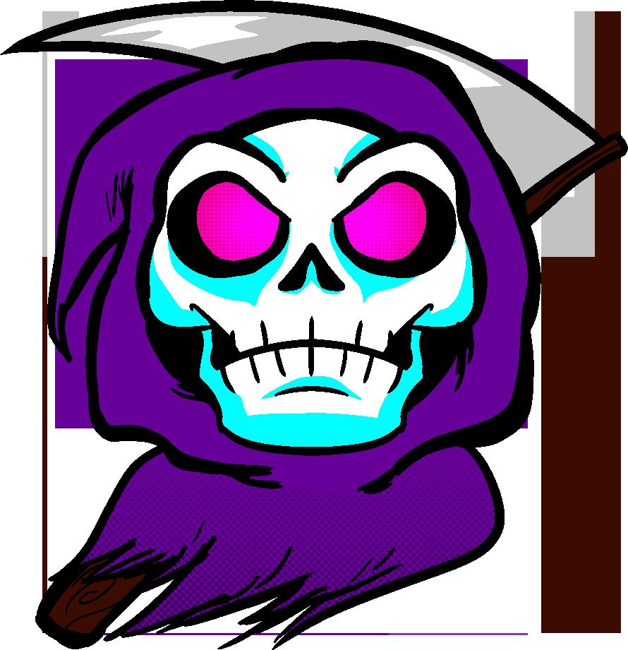 Grim Reaper Clipart Gtim Twitch Emotes Png 890x921 Png Download Grim Reaper Reaper Twitch