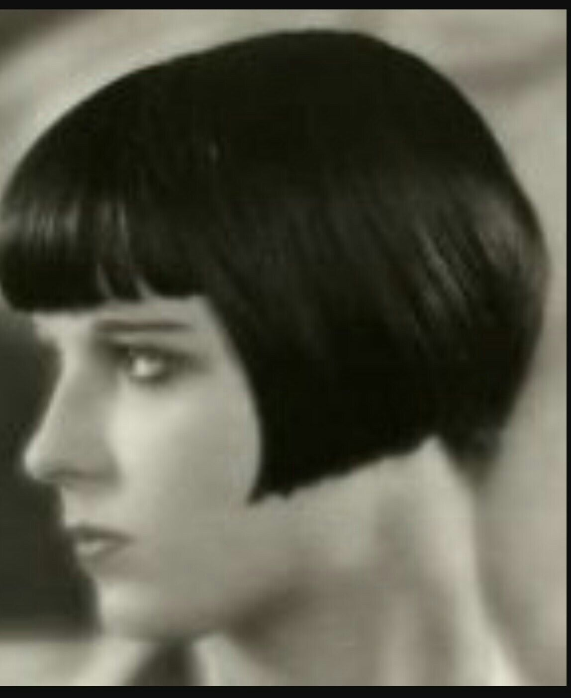 The Dutch Boy Haircut Was A Like The Bob In Which Women Used It To Appear More Masculine This Was An Era Where Short 1920s Hair Cool Hairstyles Boy Hairstyles