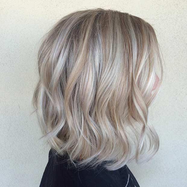 Coupes Cheveux Milongs Pour Été 2016 30 Modèles