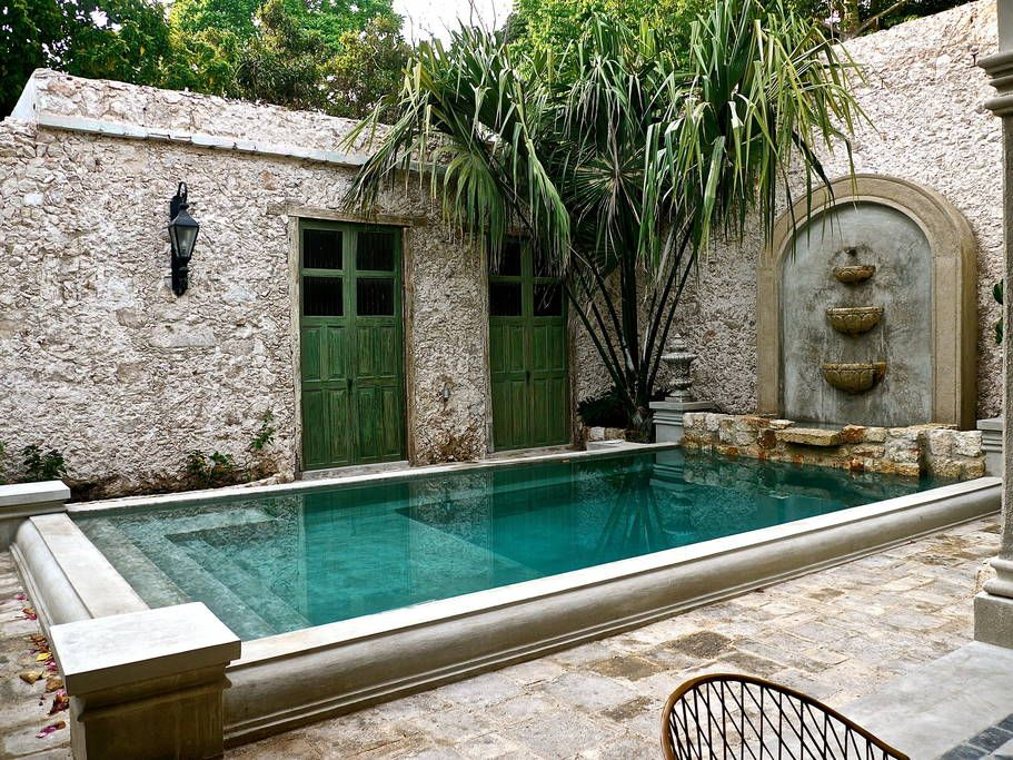 The Carriage House Of Maison Azul Houses For Rent In Merida