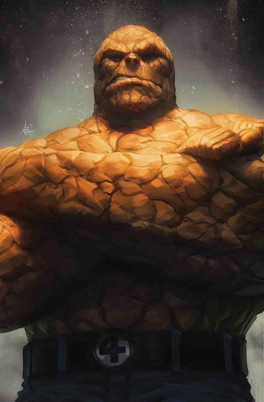 Coração de pedra ... | Fantastic four marvel, Fantastic four comics, Marvel  comics art