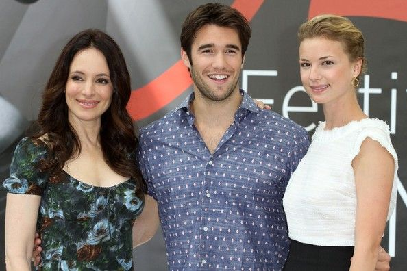 Joshua Bowman - Celebs at the 52nd Monte Carlo TV Fest
