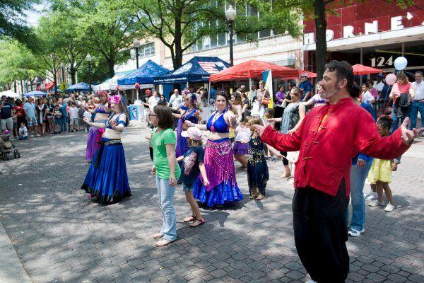 Dogwood Festival Fayetteville Nc 4 28 29 2012 Fayetteville Community Events North Carolina