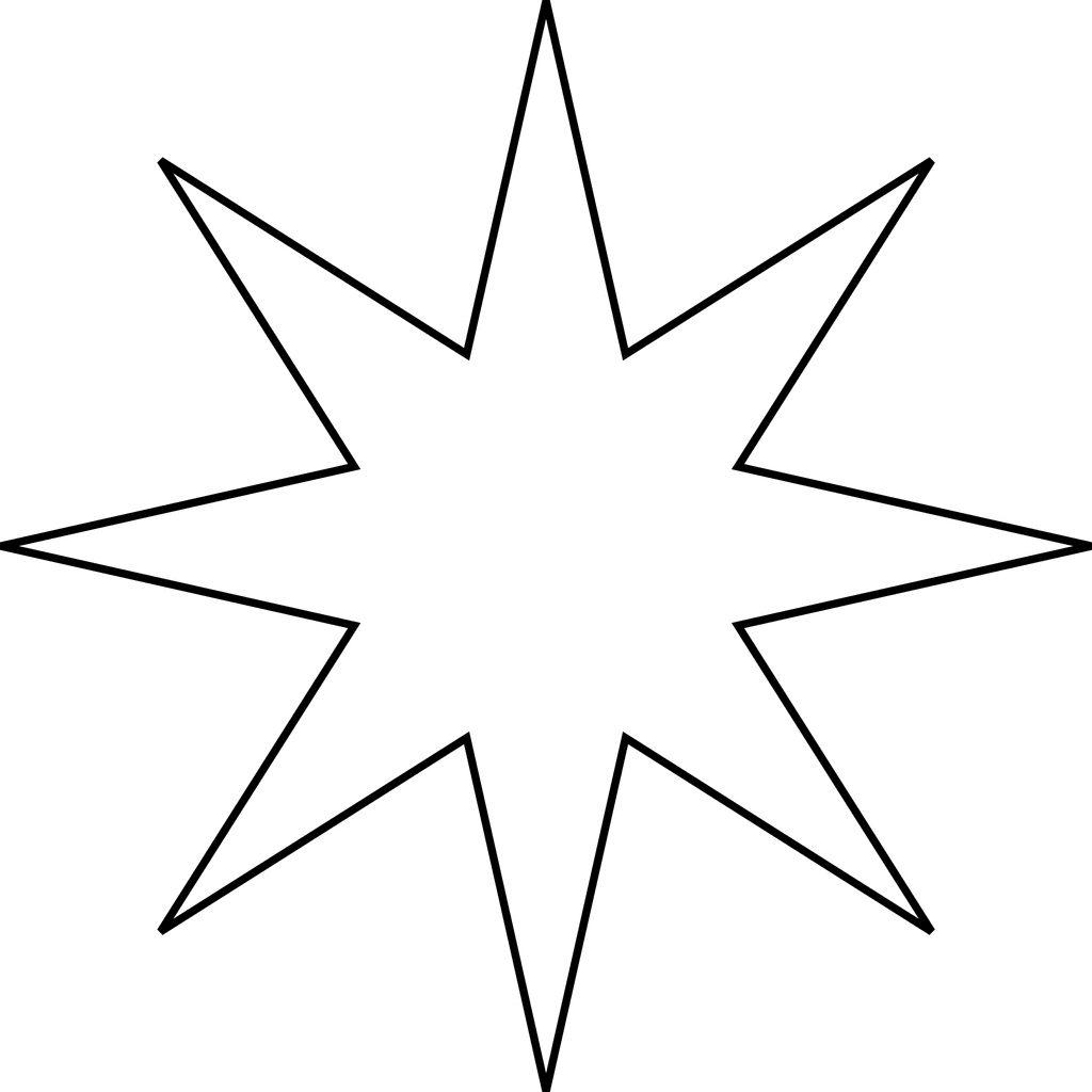 8 pointed star | Tattoo Ideas | Pinterest | Star, Crafty craft and ...