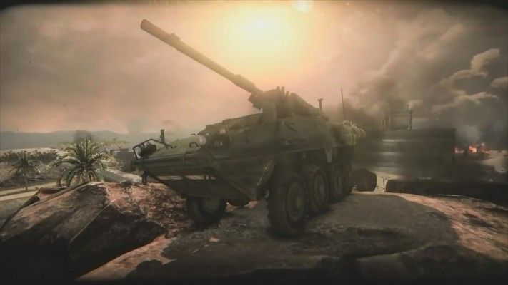 Armored Warfare - the M1128 MGS Stryker, potentially better than WOT