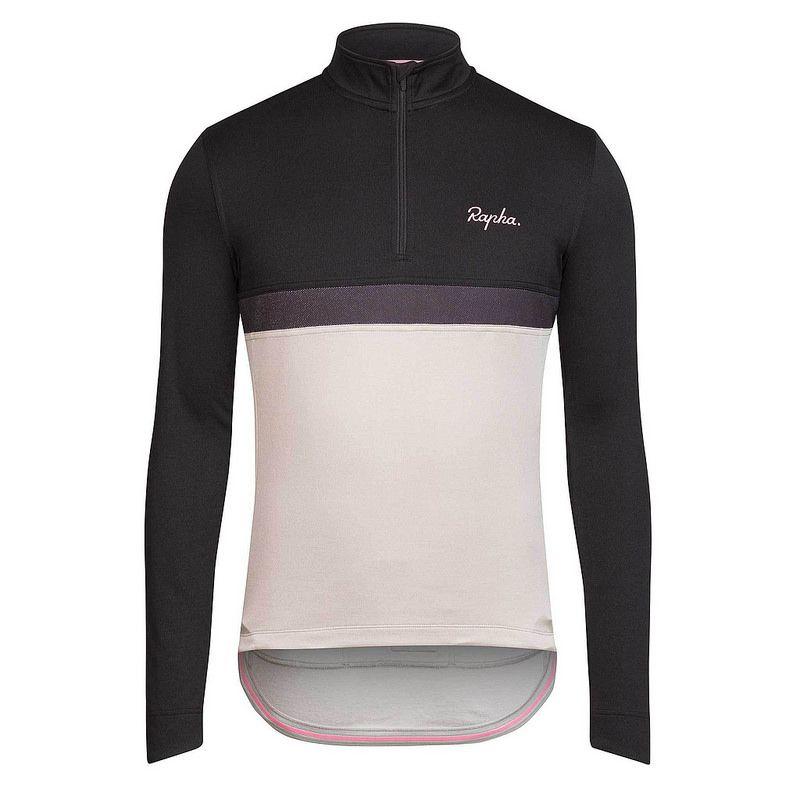 Rapha Long Sleeve Club Jersey Review Bicycle Clothing Biking