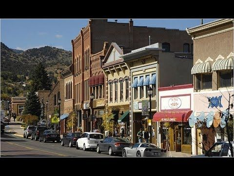 Manitou Springs Colorado Springs...These had to have been filmed before all the rain/fire/devastation from last year. I hope it gets back to looking like this soon. #manitousprings