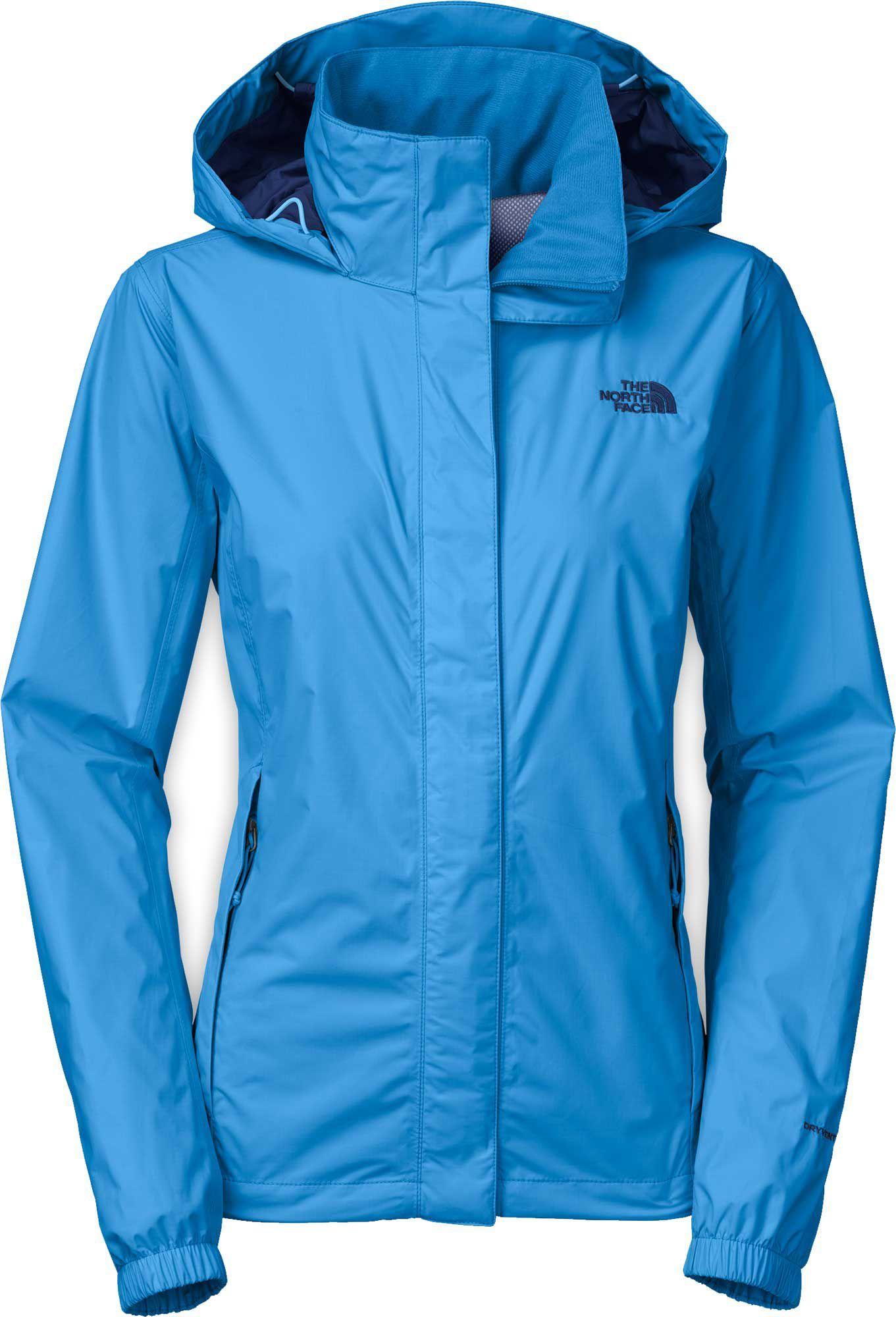 e1a7a4047 The North Face Women's Resolve Rain Jacket | Products | Rain jacket ...