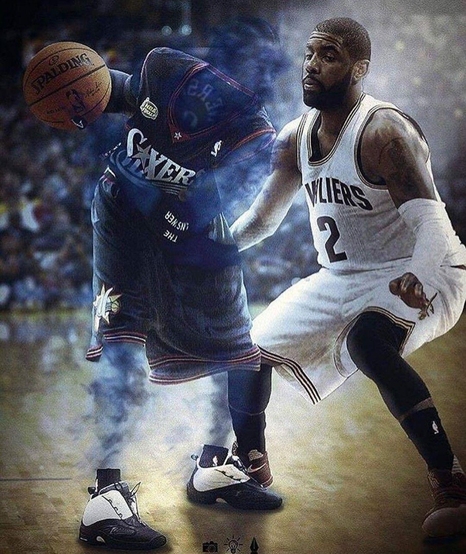 Kyrie Irving Allen Iverson Best Basketball Shoes Basketball Jones Nba Sports