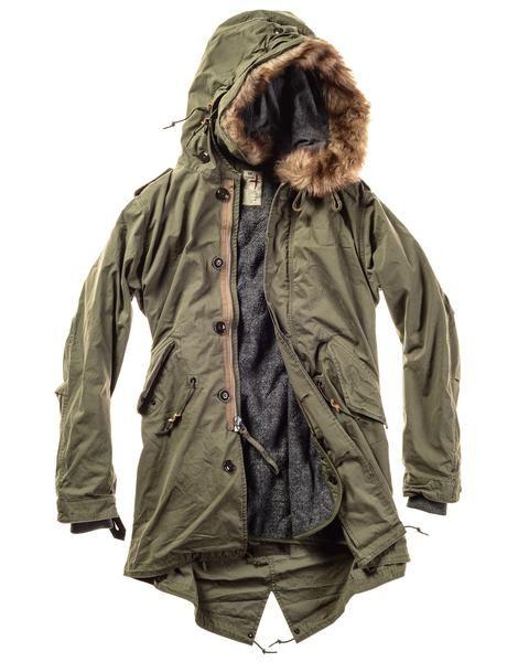 Military Parka | Wear. | Pinterest | Military parka