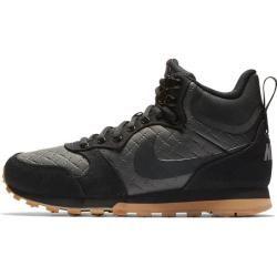 Photo of Nike Damen Sneaker Md Runner 2 Mid, Größe 42 ½ In Black/black-Gum Light Brown, Größe 42 ½ In Black/b