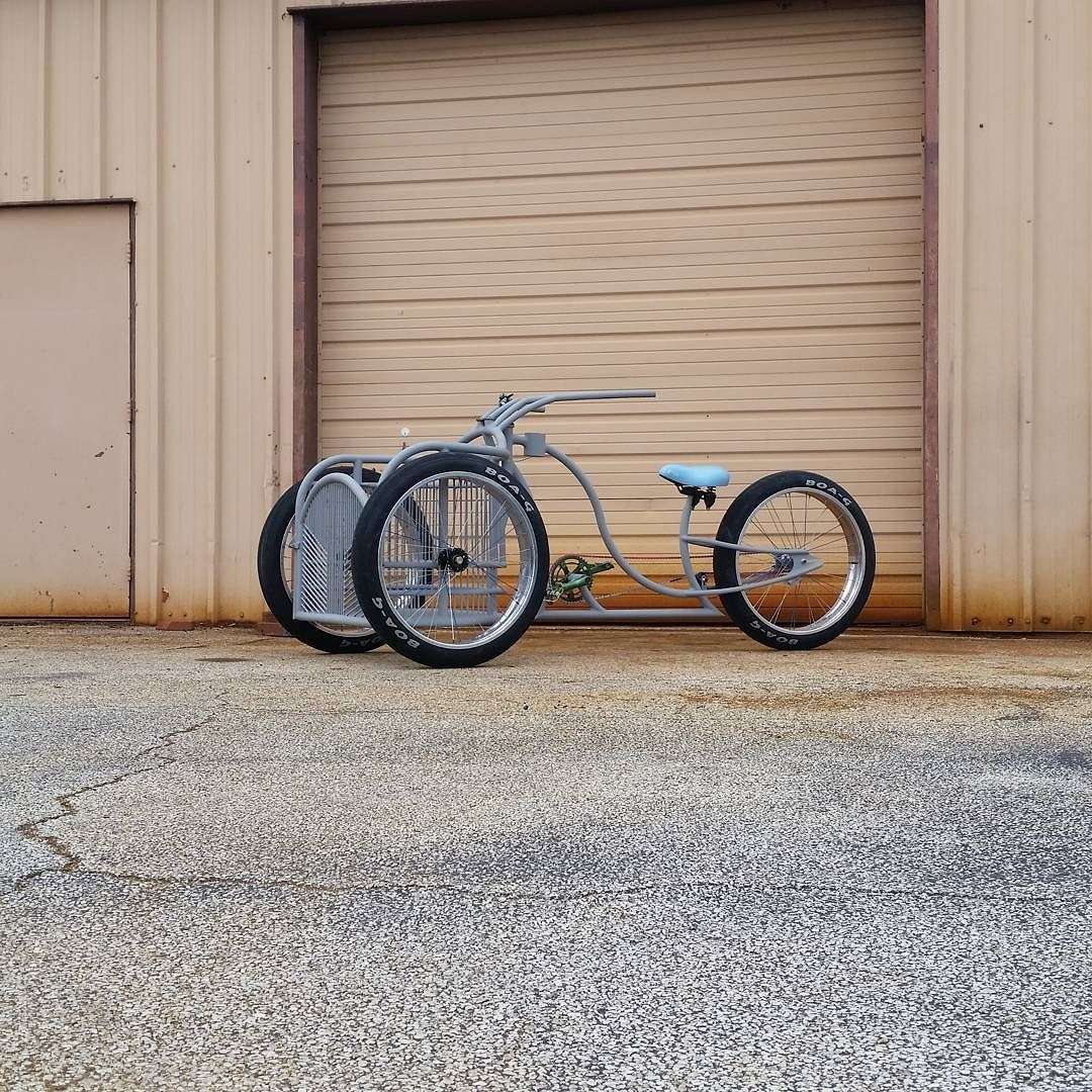 Custom Pedal Power