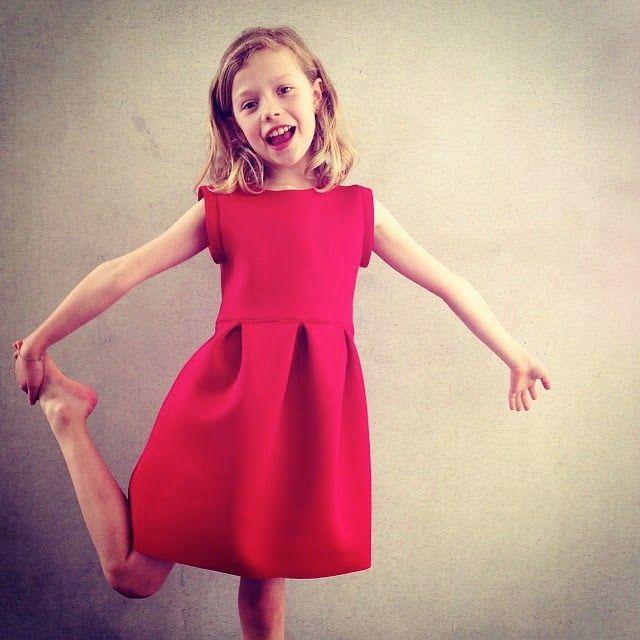 Minini: Dress in neoprene