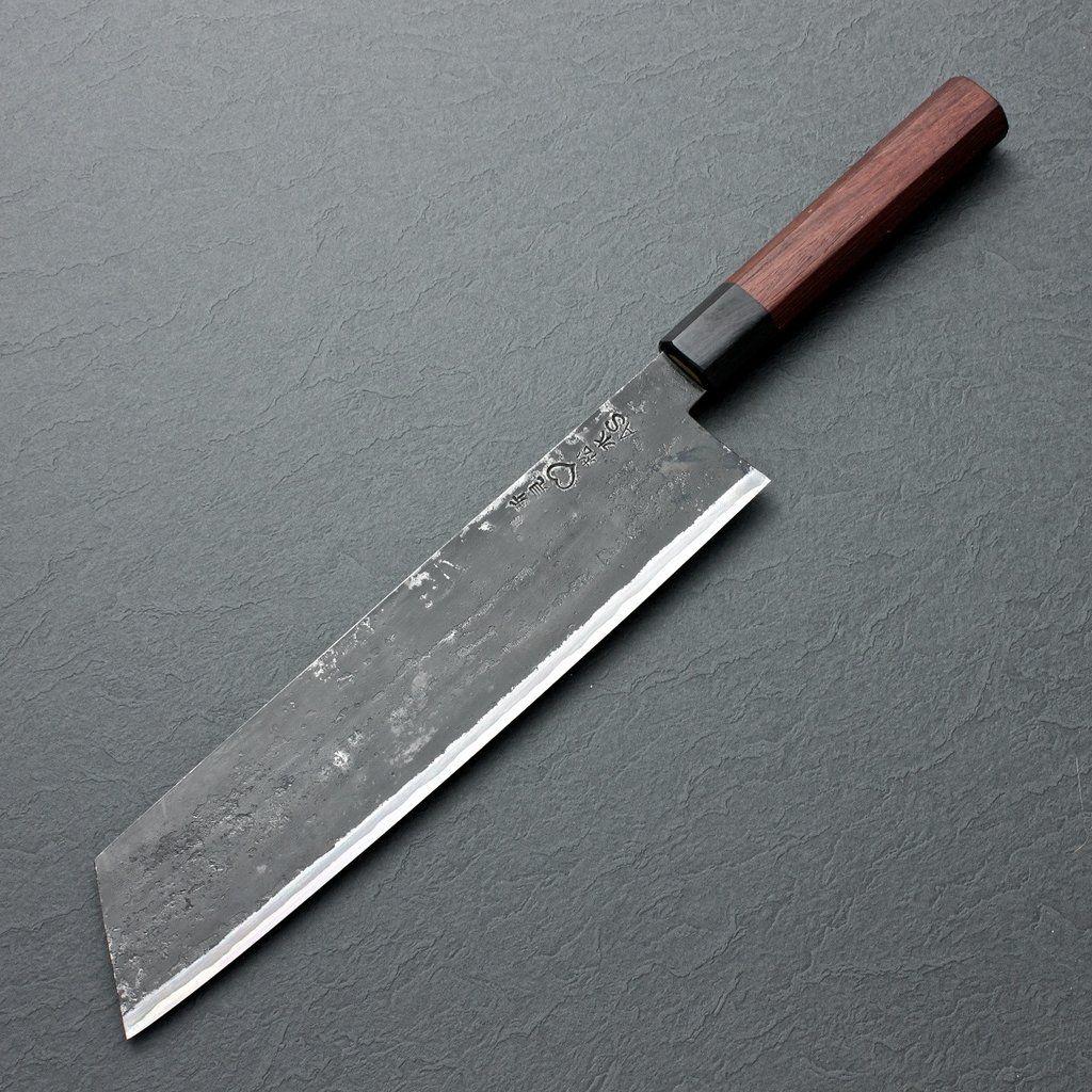 Takeda Aogami Super Kiritsuke 240mm 9 4 Quot Kitchen