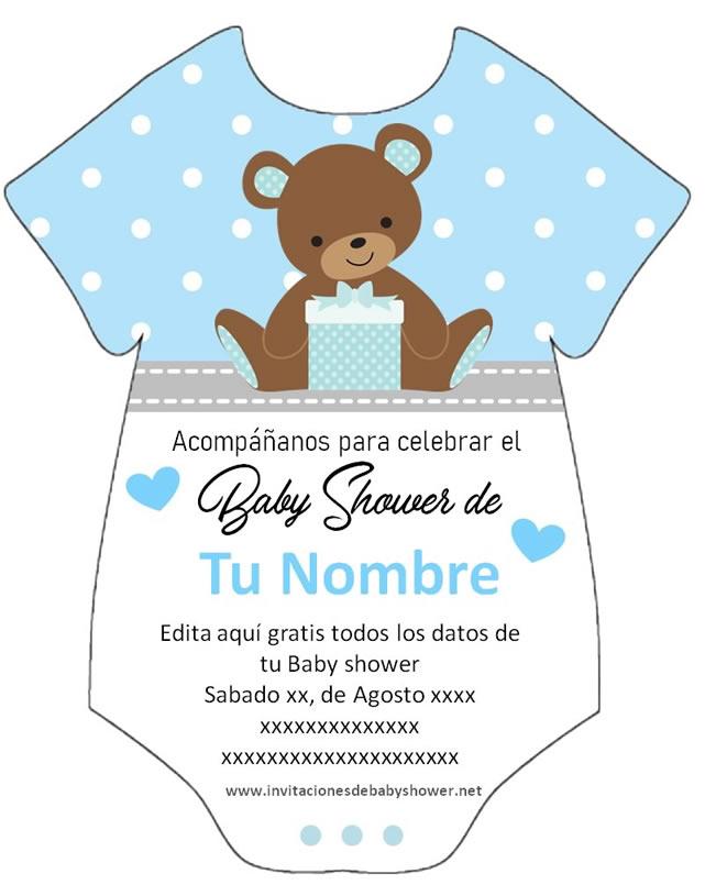 Cómo Hacer Invitaciones Para Baby Shower En Forma De Pañalero 2020 Invitaciones Para Baby Baby Shower Invitaciones Como Hacer Invitaciones