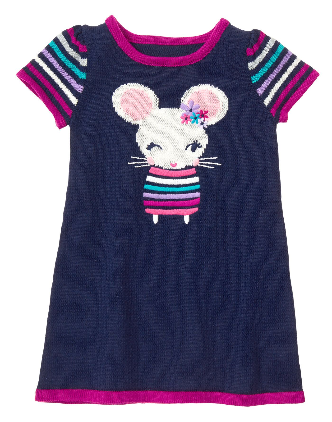 Mouse Sweater Dress My Designs Toddler Girl Outfits
