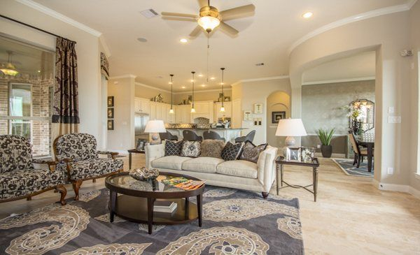 Cinco Ranch: Patio Homes Champions Collection By Village Builders, A Lennar  Luxury Brand.