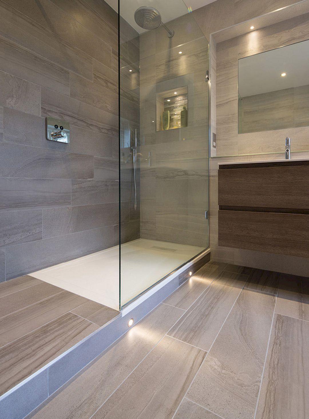 Top 65 Stunning Modern Bathroom Shower Design Ideas Badezimmer Zeitgenossische Badezimmer Badezimmer Klein