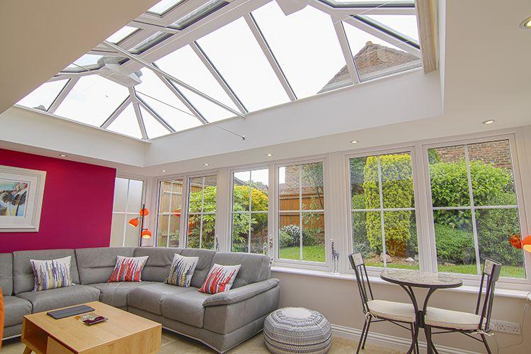 Upvc Double Glazed Windows Doors And Roofline Earley Berkshire Orangery Double Glazed Window Windows