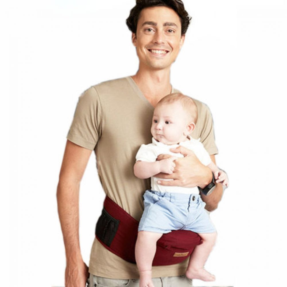 Baby Carrier Hipseat Waist Belt Kids Infant Hip Seat Easy Carry