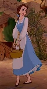 belle disney blue dress - Google Search | { Beauty and the ...