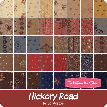 Hickory Road By Jo Morton For Moda Fabrics January 2019