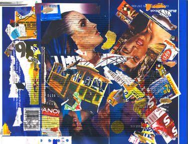 Marbook -Initun $2 77177 XXX Adams Yotus Folio 0197 Digital Collage September 2005