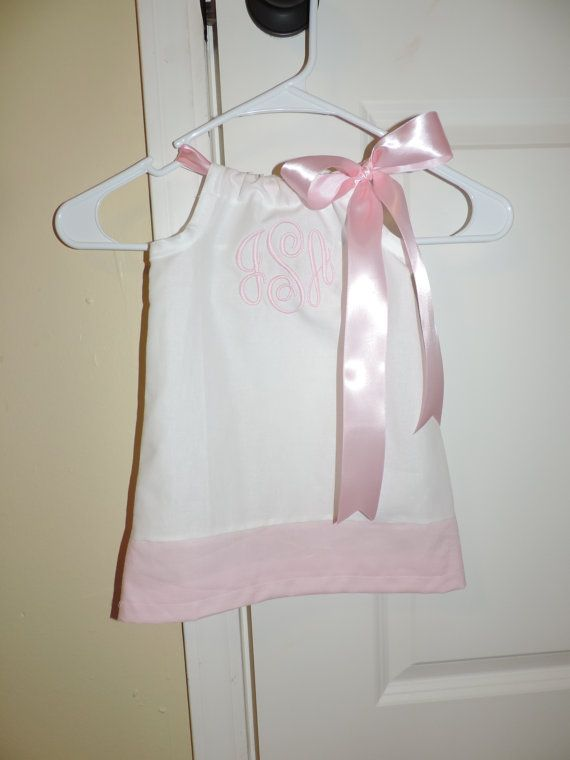 Girls/Baby Girls Spring or Summertime Pink by WhitePelicanGifts