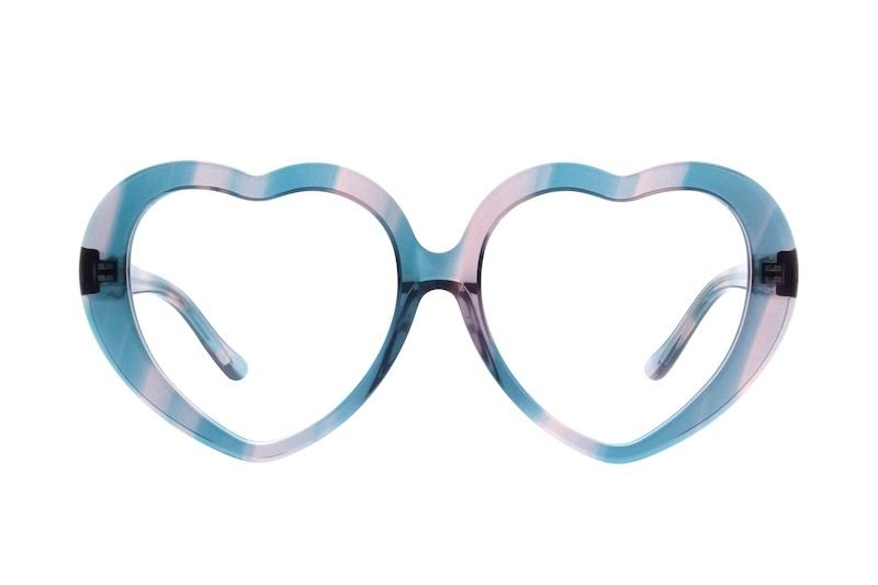 56e888cf9a3 Pink Kids  Heart-Shaped Glasses  4420119
